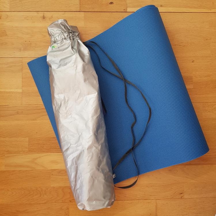 Yogamatta Fodral - Silver