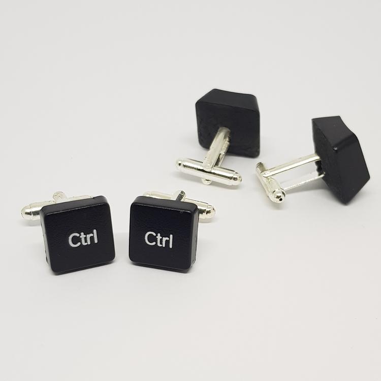 Manschettknappar/cufflinks - Ctrl/Ctrl