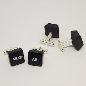 Manschettknappar/cufflinks - Alt/AltGr
