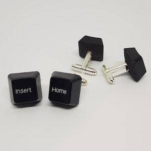 Manschettknappar/cufflinks - Insert/Home