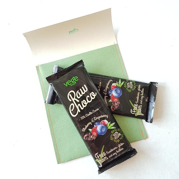 Pepp-post med choklad 2x90g- porto ingår