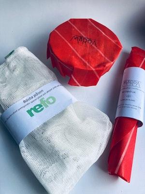 Startkit för plastbantare