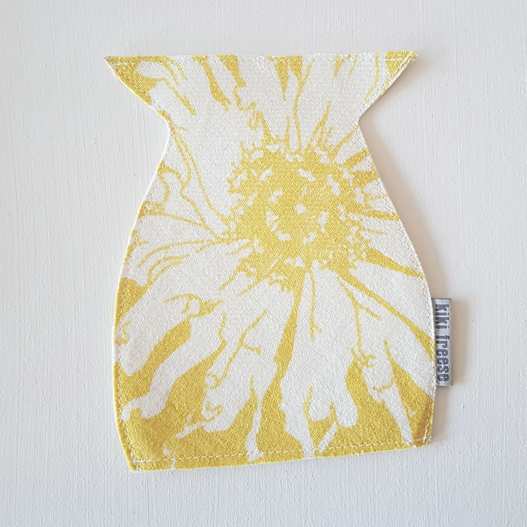Textil vas - zero waste - kanske till sticklingar