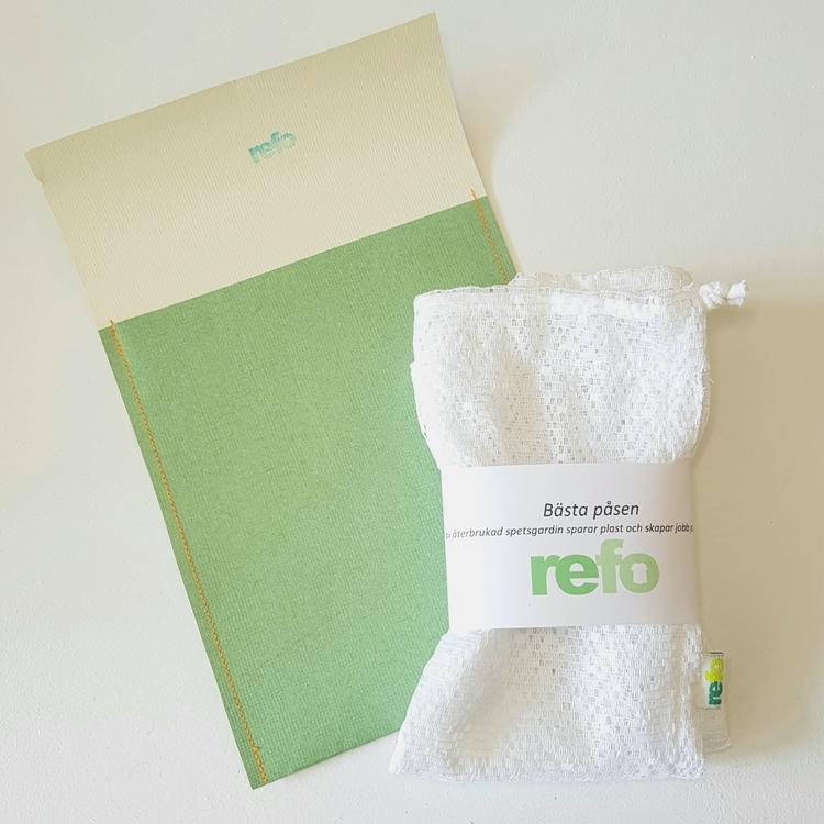 Pepp-post med bästa påsen - porto ingår
