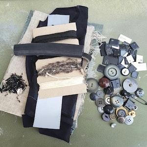 Materialkit för att skapa & laga - Raw