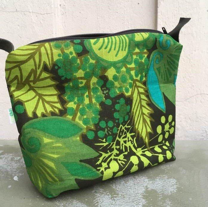 Necessär/Toilet bag - Gröna Växter