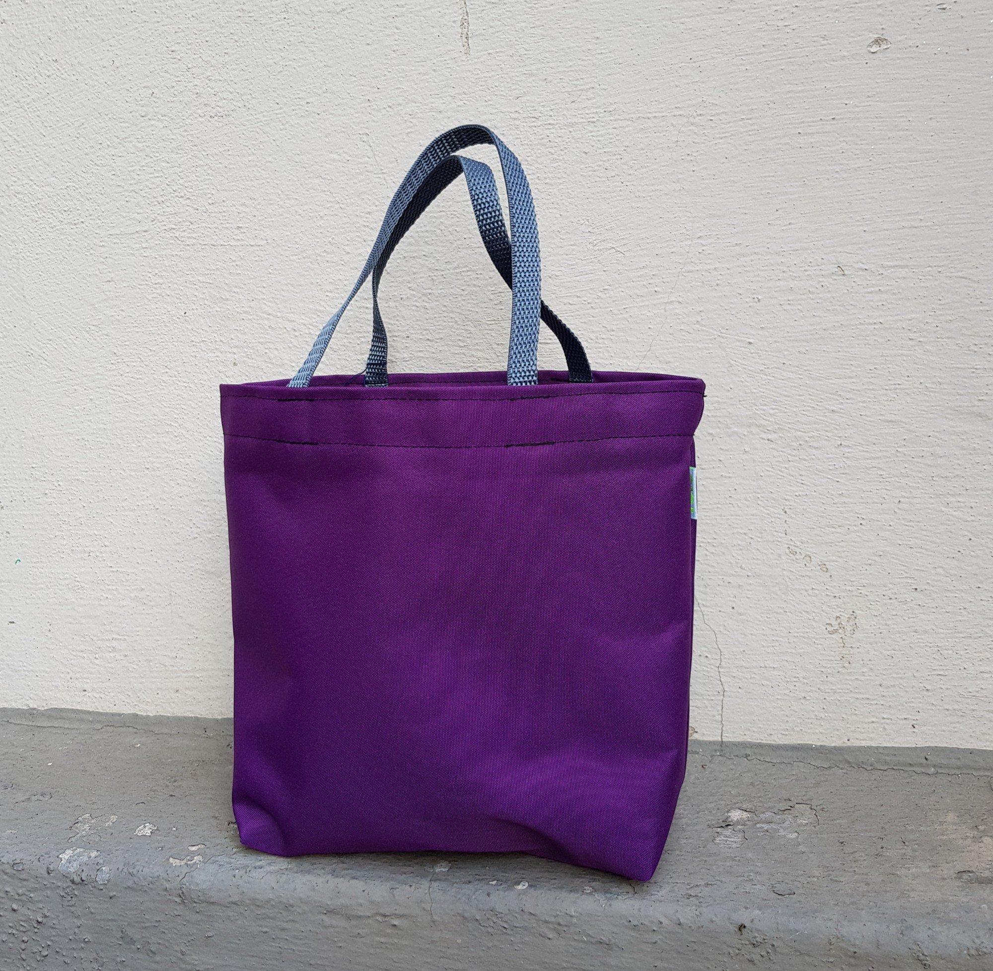 Matlådeväska/Lunch Bag - (Mindre) Lila