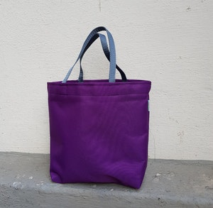 Matlådeväska/Lunch Bag - (Mindre) Lila