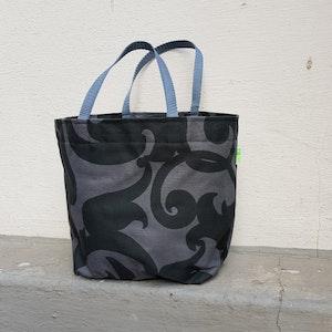 Matlådeväska/ Lunch Bag - (Mindre) Mönstrad