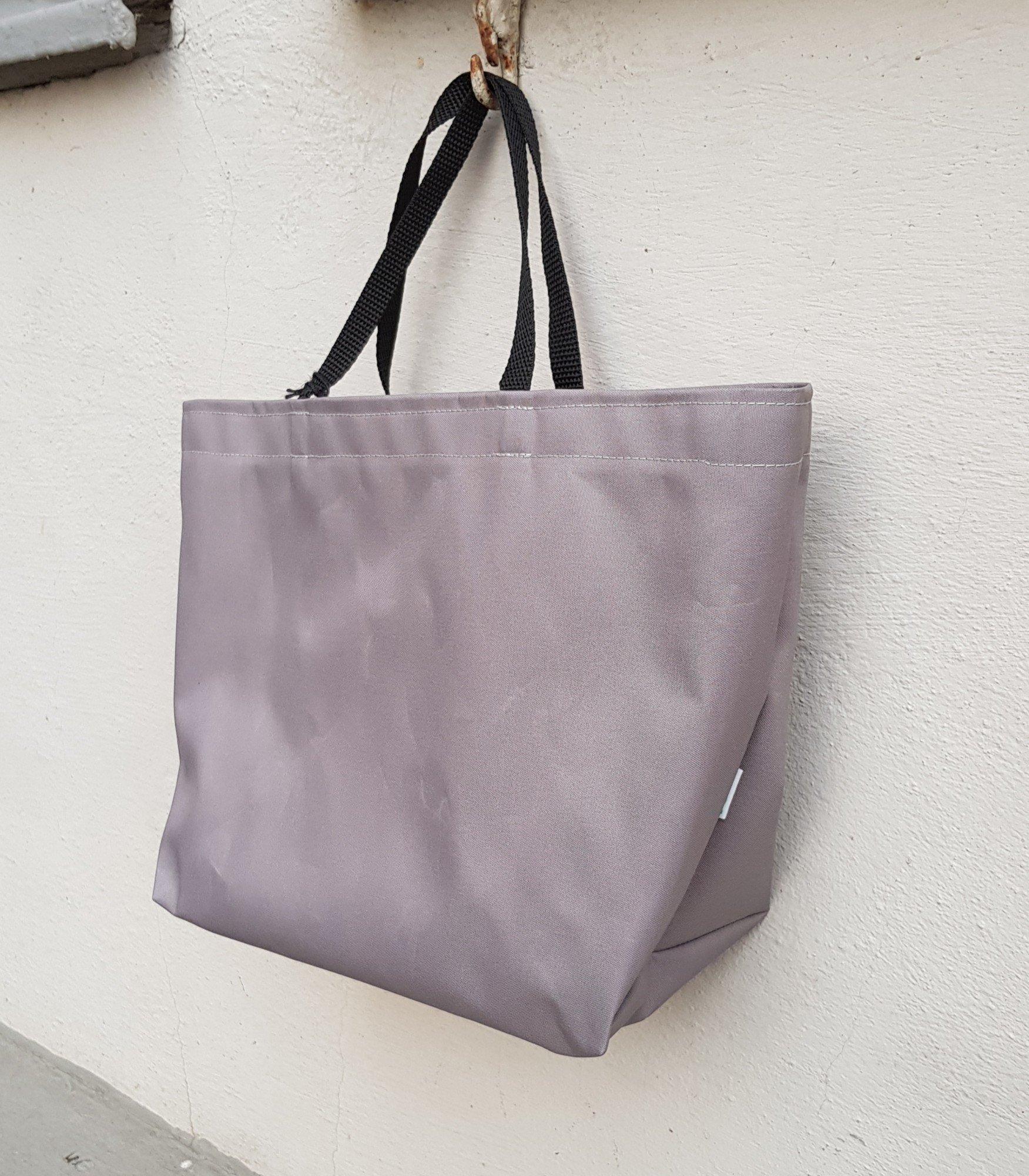 Matlådeväska/ Lunch Bag  - (Större) Grå