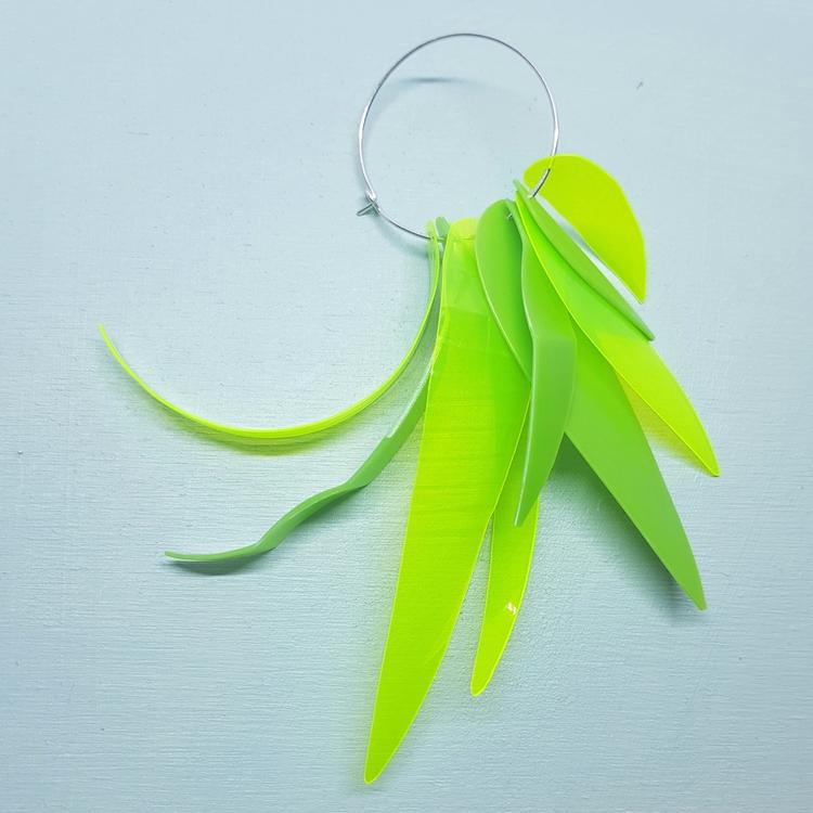 CLEAN SODA Parrot - light green/neon