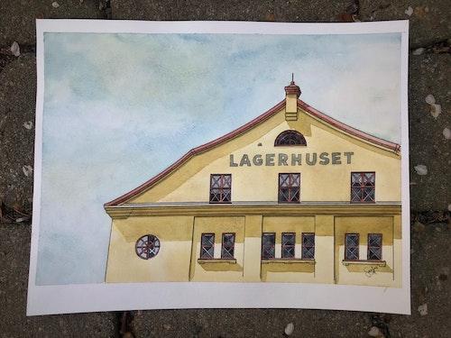 Lagerhuset - original