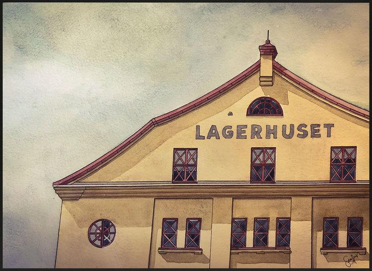 Lagerhuset miniprint