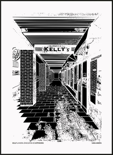 Kelly's Svart
