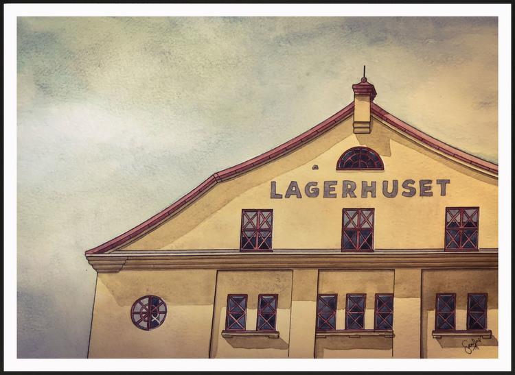 Lagerhuset