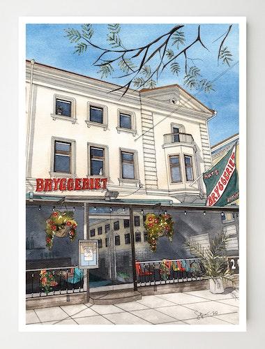 Konstkort Bryggeriet