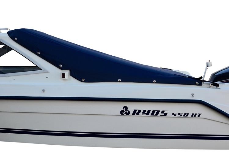 Hamnkapell Ryds 550 HT