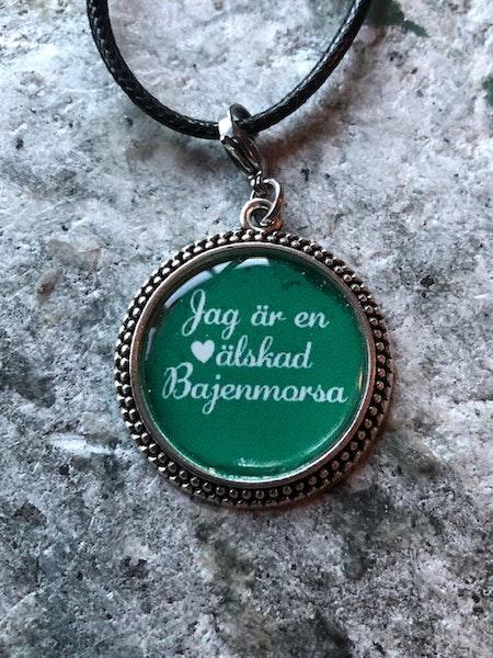 Bajenmorsa - berlock
