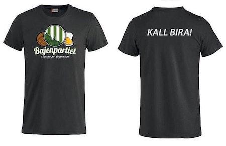 Bajenpartiets tischa - KALLBIRA