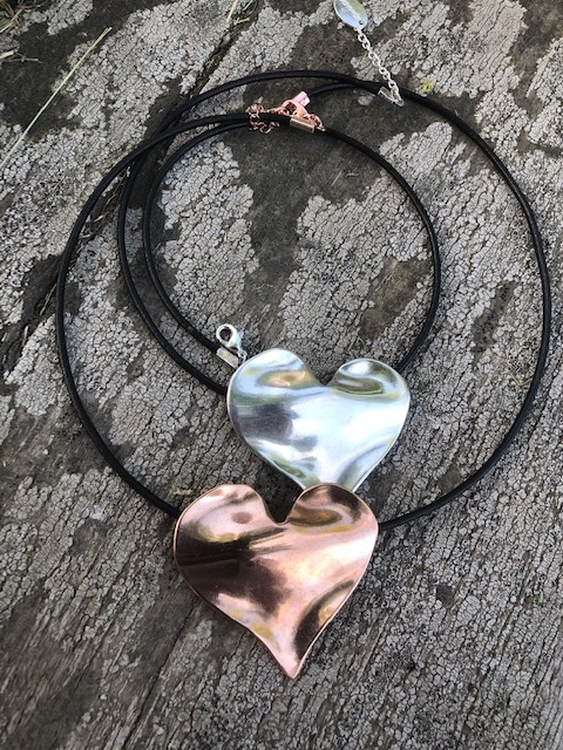 HjärtHalsband
