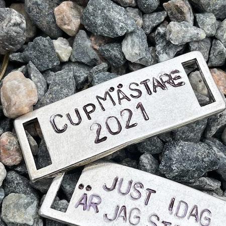 CUPMÄSTARE 2021