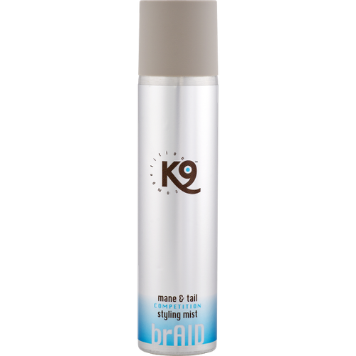 K9 Horse brAID mane & Tail styling mist