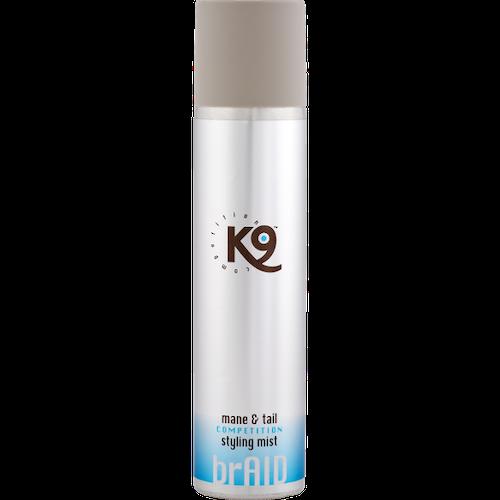 K9 Horse brAID mane & Tail styling mist