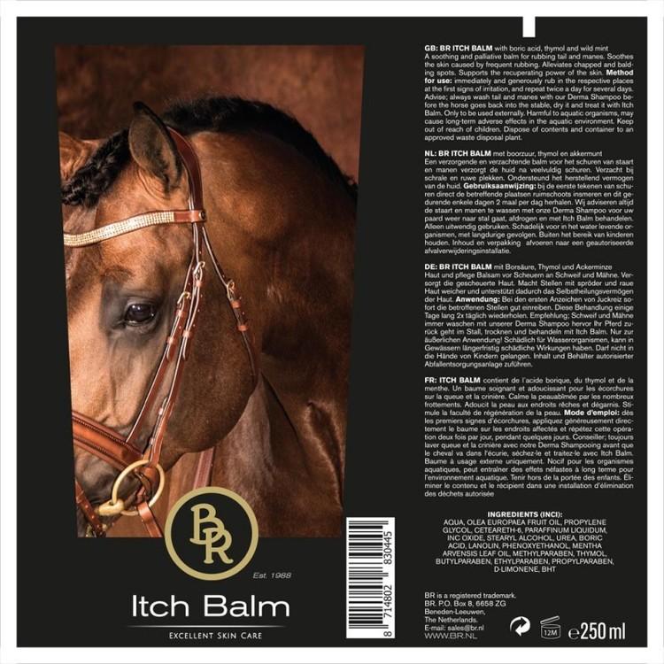 BR Itch Balm - Klådbehandling