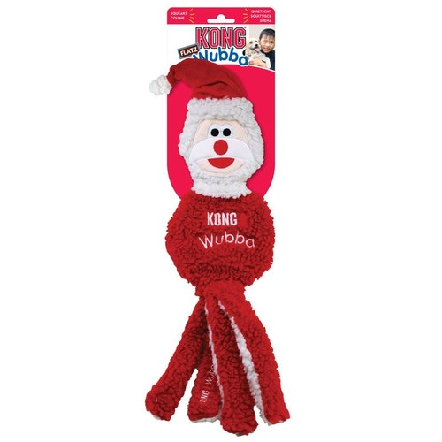 Holiday Wubba Santa