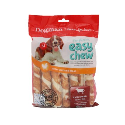 Easy Chew Kyckling 10-pack