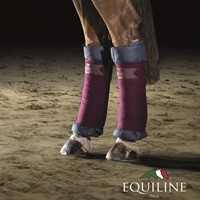 Quilted bandagepad 4p EQUILINE