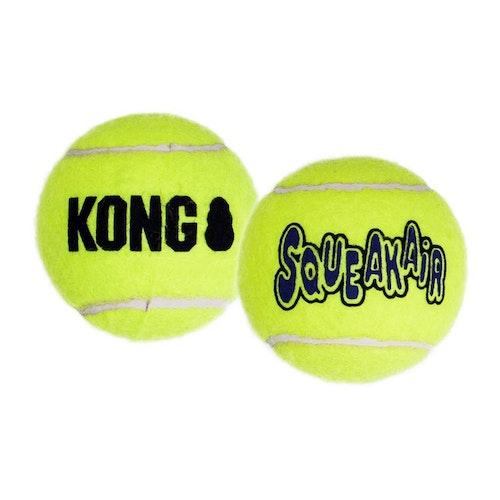Tennisboll KONG Squeaker - 1 pack