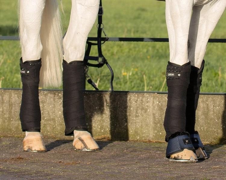 Bell boots Metallic glintz