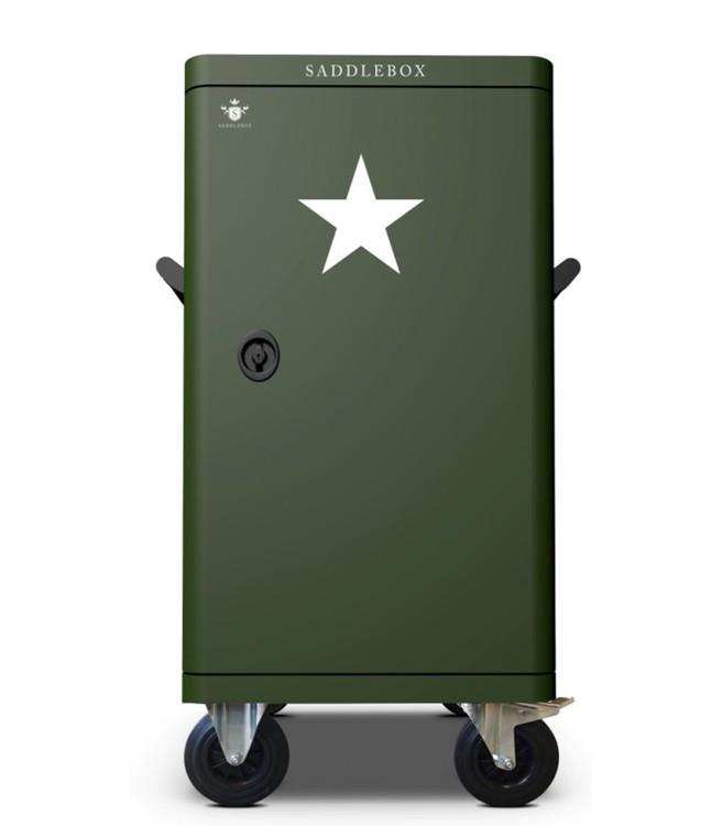 Sadelskåp SINGLE Saddlebox
