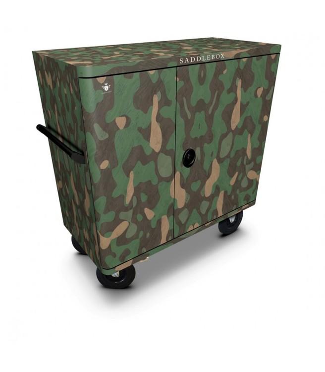 Sadelskåp DOUBLE Saddlebox