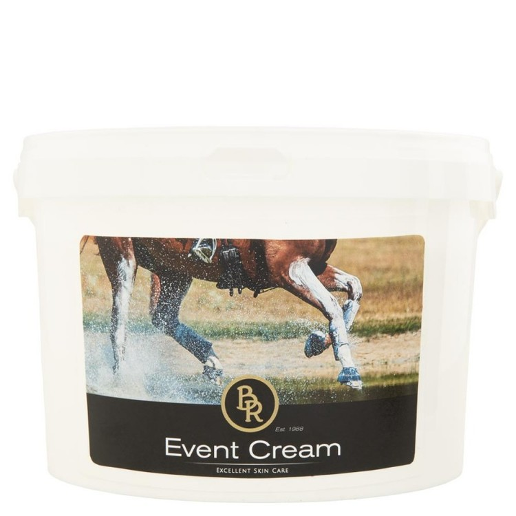 Eventing Cream BR