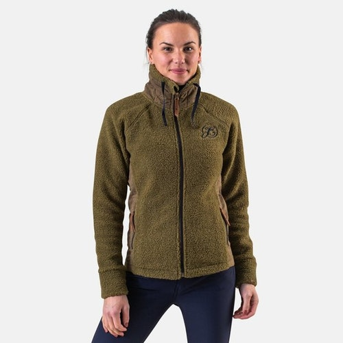 Jacka Fleece Laura