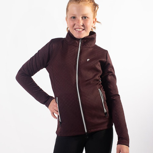Sweatshirtjacka DIAMOND junior