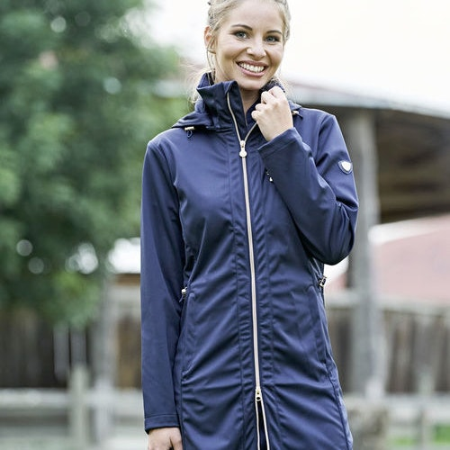 Softshell Long Jacket COVALLIERO