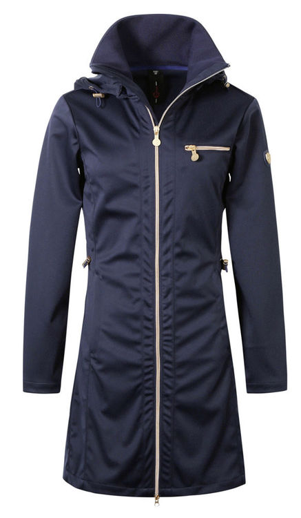 Softshell Long Jacket COVALLIERO