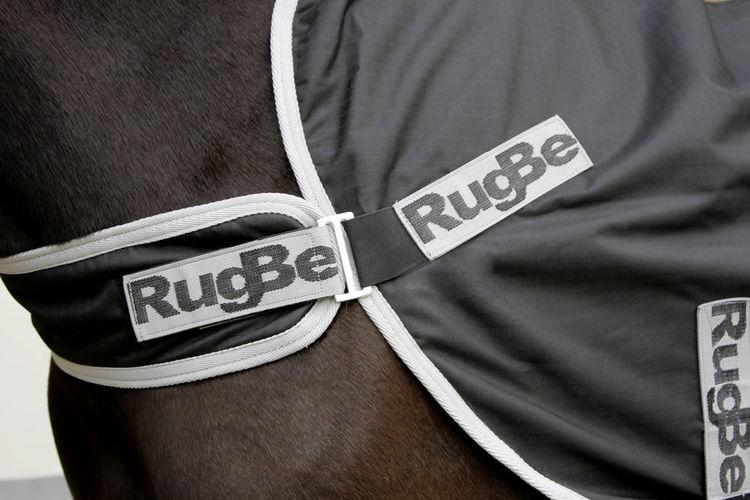RugBe Skrittäcke