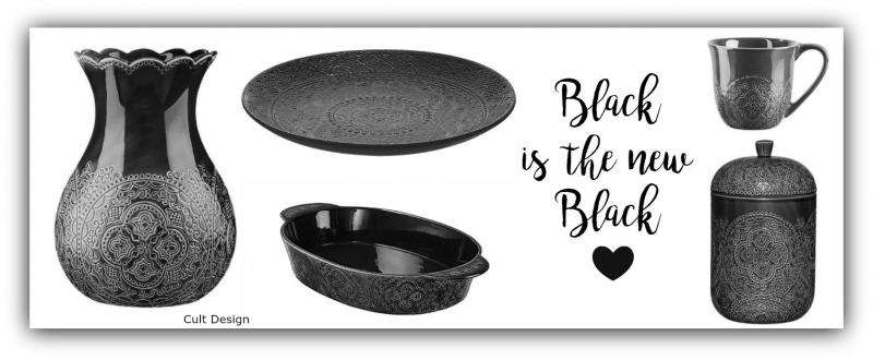 Black is the new black !