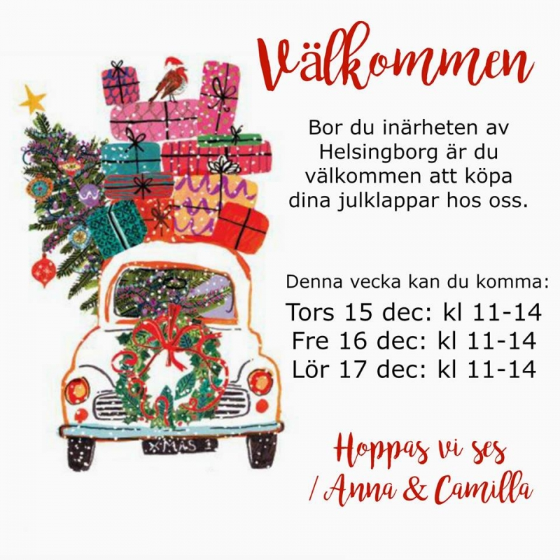 Välkommen till hämtlagret i Helsingborg