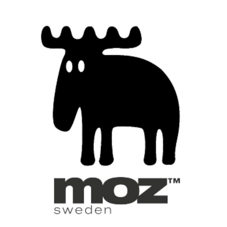 Fleecepläd älg- MOZ
