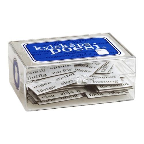 2:a sortering Kylskåpspoesi magneter-Ord