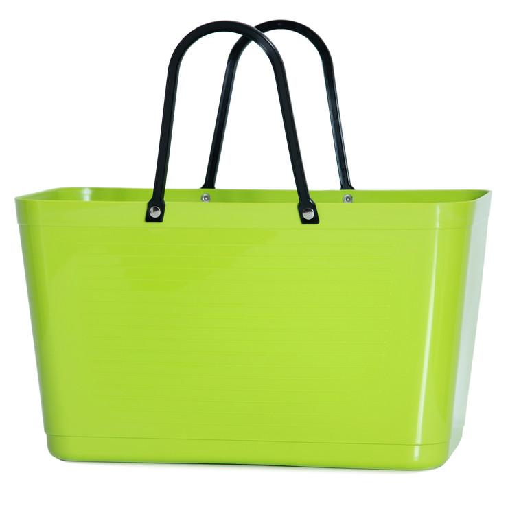 Hinza väska stor lime