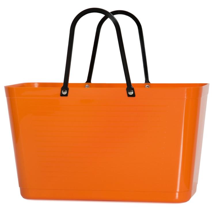 Väska stor orange HINZA