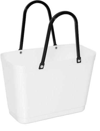 Hinza väska liten vit