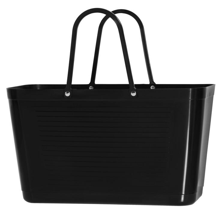 Hinza väska stor svart