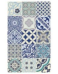 Matta 70x180 cm blå-BEIJA FLOR